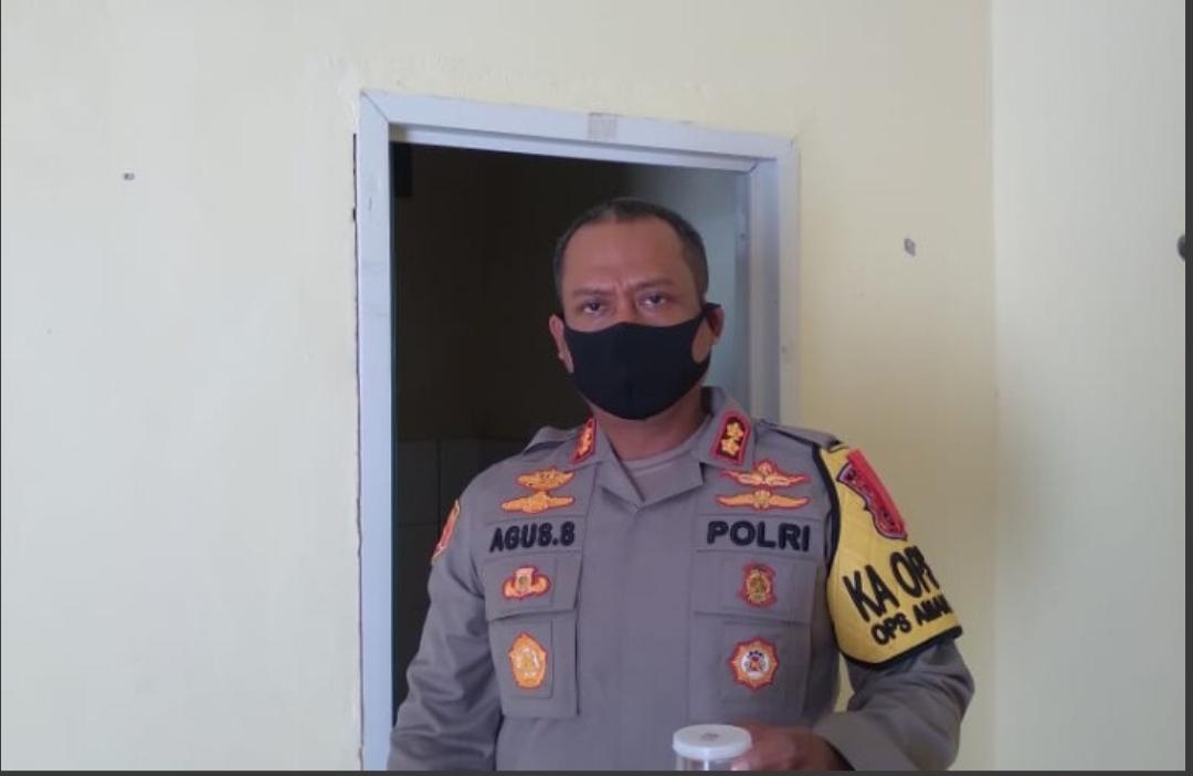 Mendadak, Polda Babel Test Urine 214 Anggota Polres Bangka Selatan