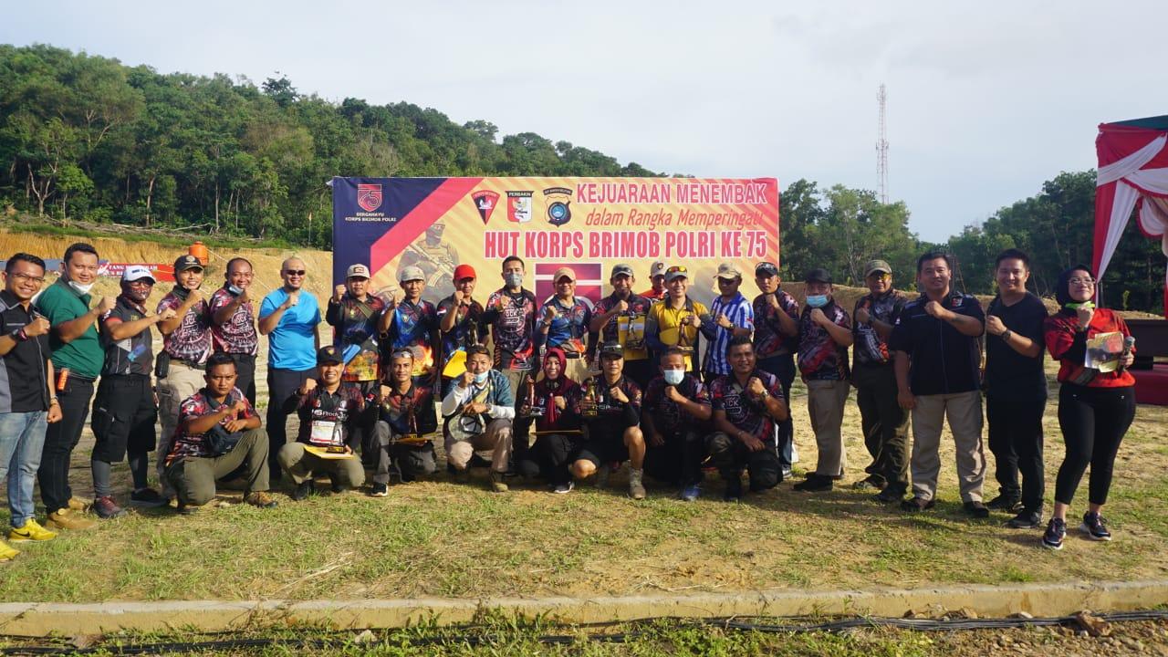 Raka SC Klub Menembak Bang 'Diro' Juara Umum Lagi Di Kejuaraan Lomba Menembak Hut Krops Brimob Polri Ke-75