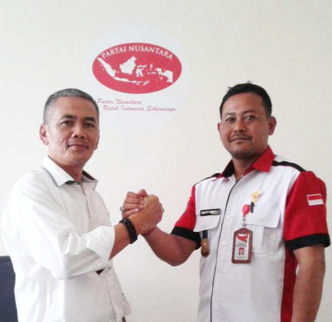 Ketua DPD Partai Nusantara Wilayah Bali Kunjungi DPP