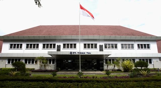 PT Timah Tbk Segera Dilaporkan Ke KPK Oleh LSM IIK Diduga Merugikan Negara 300 Miliar