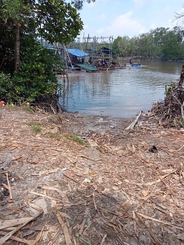 Kawasan Tangkap Nelayan Sukamandi Hancur Dijarah Penambang Liar
